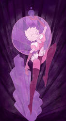 Pink diamond by LYDreams