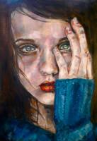Blue sorrows by kayeung