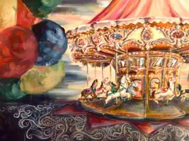 Carousel by kayeung
