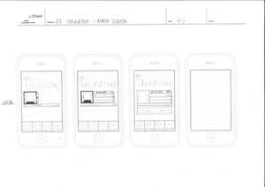 Mobile App - Be Talkative 01