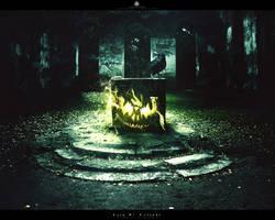 Jack O' Lantern by RaphaelaDesign