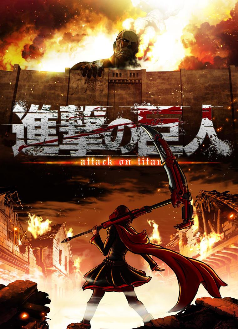 Shingeki No Ruby by jipooki