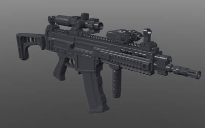 CZ805 Bren A2
