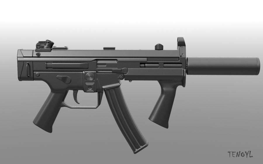 HK SMG II