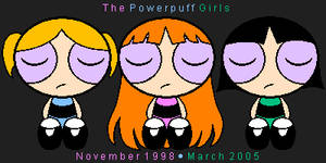 The Powerpuff Girls 2 by ppgrainbow