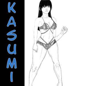 Kasumi by thekingisbacktokill