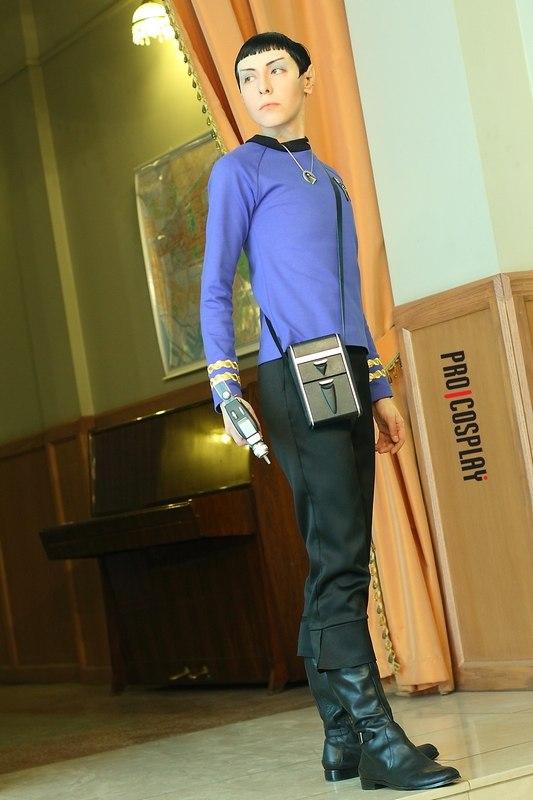 Spock by janashantal