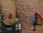 birds tree