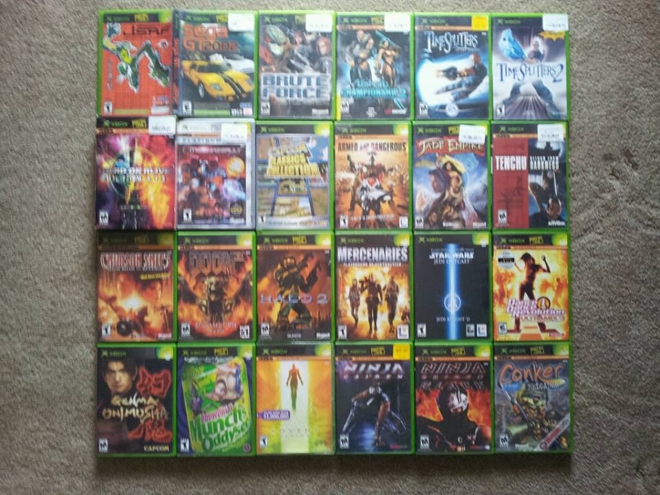 X Box Games For The Orginal : Megapost consolas poco valoradas que son muy buenas