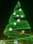 Christmas tree by Liliara