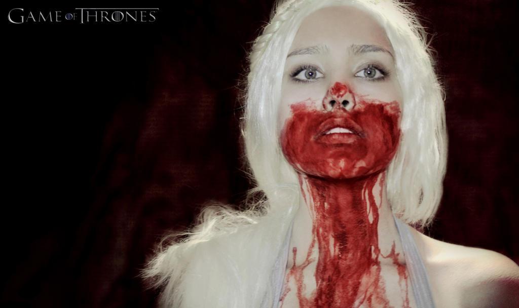 Cosplay - Daenerys Stormborn by AnnaStoya