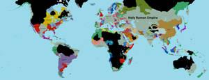 Europa Universalis III - Holy Roman Empire 1820