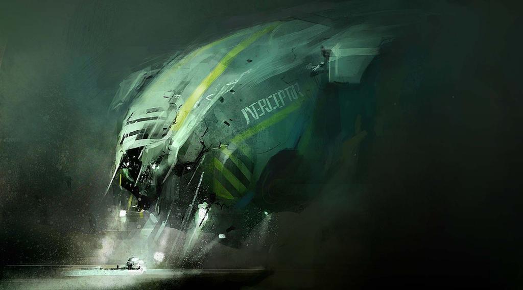 Interceptor by Gryphart