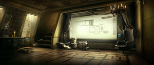 Bob Paige Office Deus Ex 3