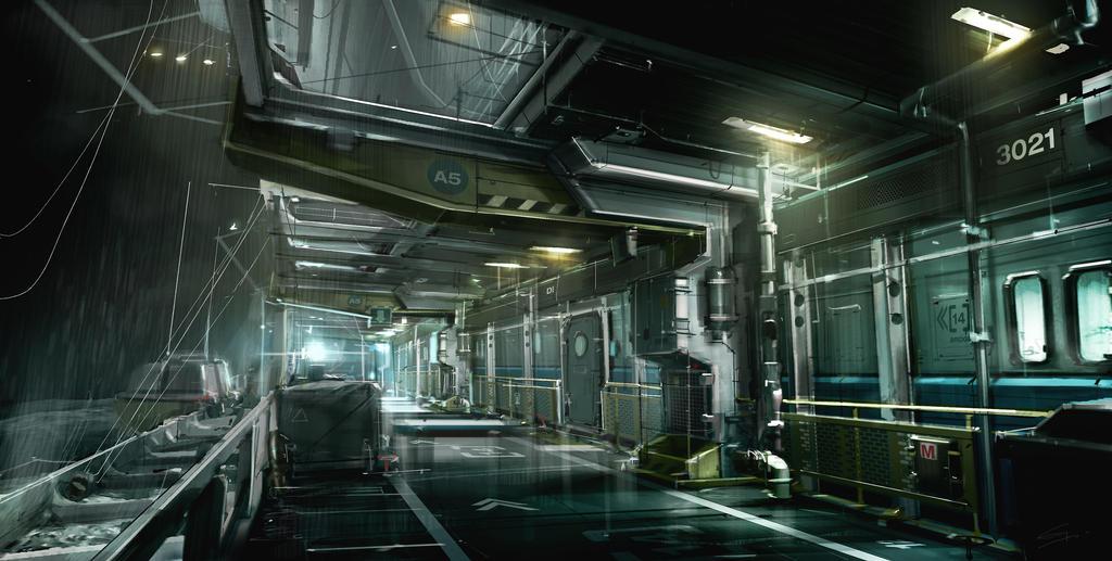 CargoBoat_Exterior Deus Ex 3 DLC by Gryphart