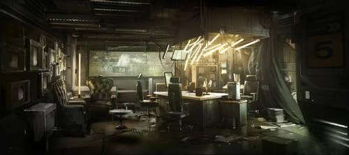 BurkeRoom Deus Ex 3 DLC