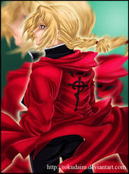 Edward Elric by rokudaim