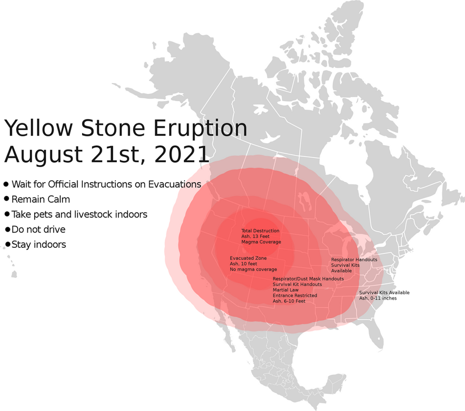 map of eastern oregon with Yellowstone Eruption Of 2021 259103206 on Bermuda Environment Minister Continues Ban On Glyphosate together with Idaho further  moreover Lost Creek C ground Crater Lake National Park as well Tokyo City.