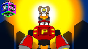 BustyBot meets P-Bot (Remake)