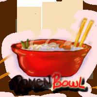 ramen bowl by La-DeaR