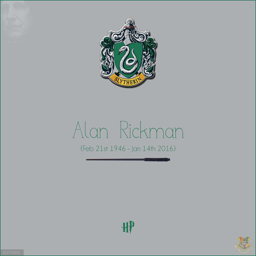 Image Result For Alan Rickman Movies