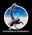Archaeopteryx lithographica (dark)