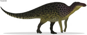 Dinovember Day 2: Edmontosaurus annectens