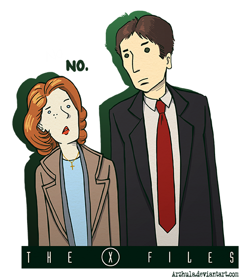 The X-files by Arzhula
