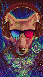 DJ Wolf by Thisisonlyonce