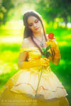 Belle by Insomnia-Stock