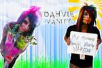 Dahvie Vanity Wallpaper