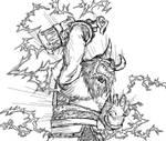 Dota Zeus by WindHydra