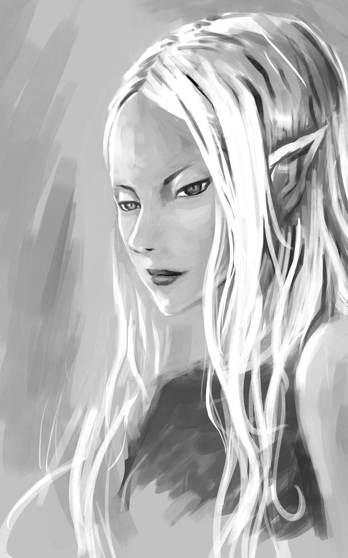 Ilena by WindHydra
