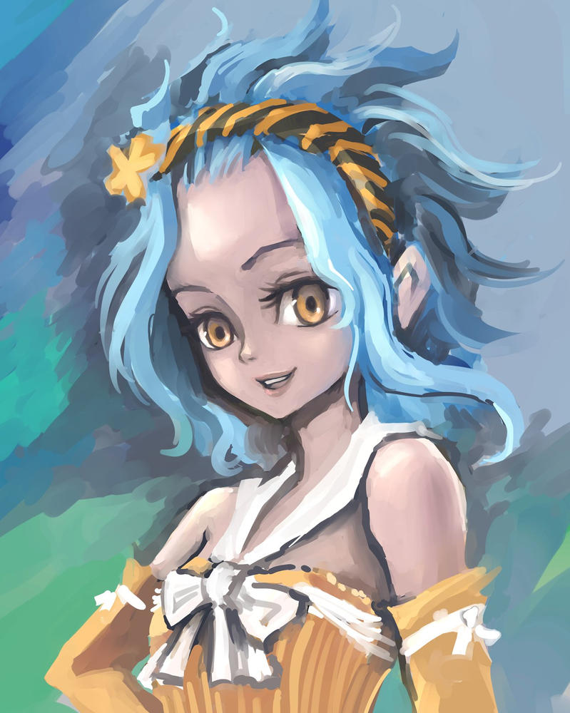 Levy McGarden by WindHydra