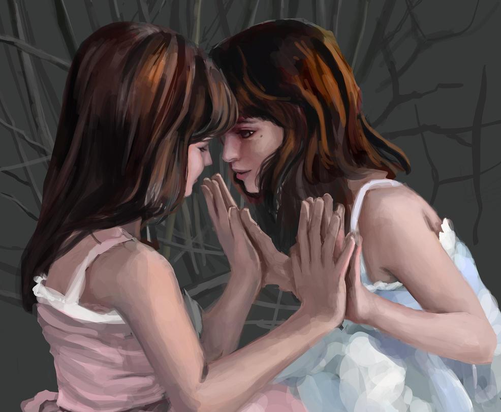 Telling Secrets2 by WindHydra