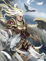 Kayle (WIP) by WindHydra