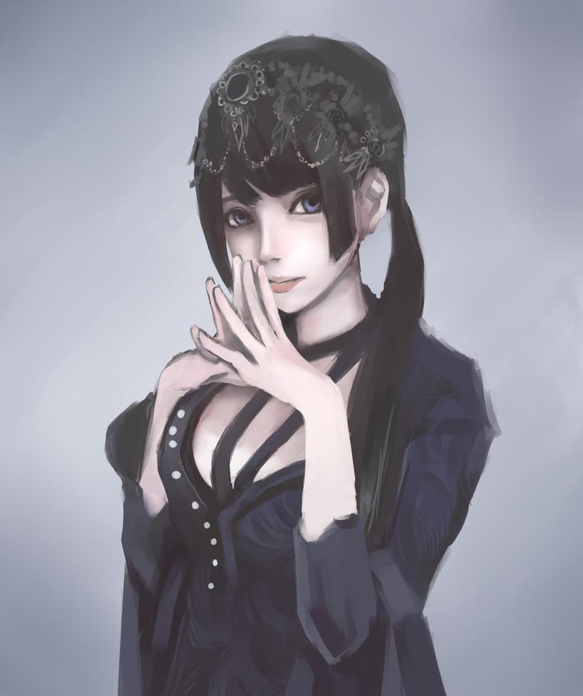 Black Missa by WindHydra