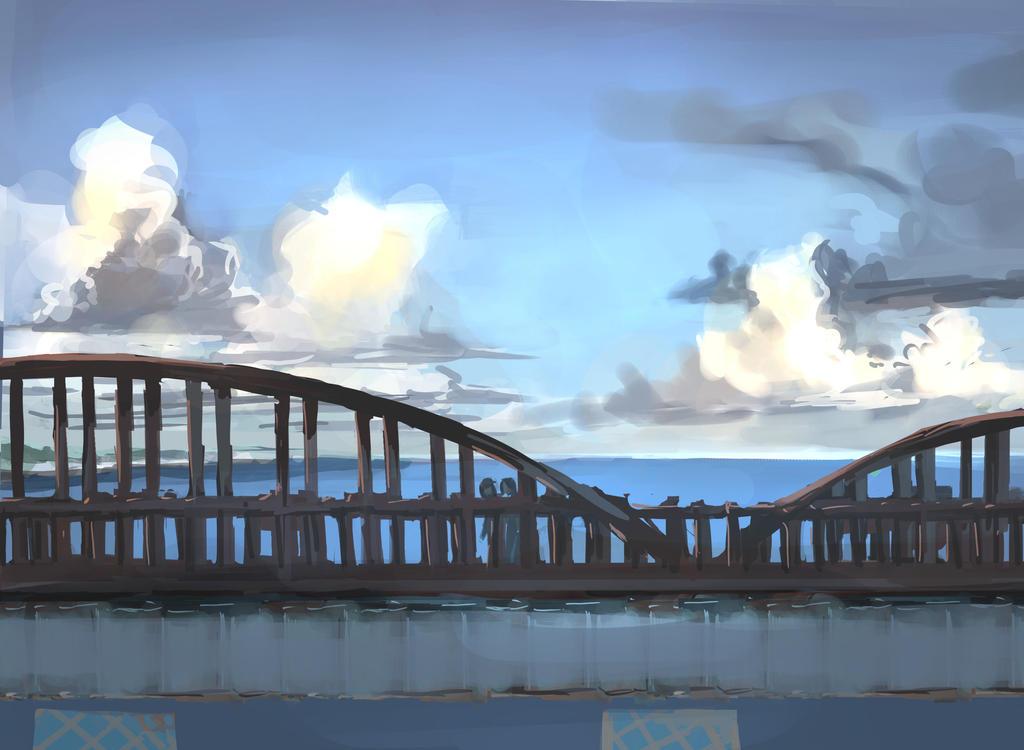 Sea by WindHydra