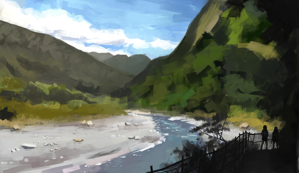 Valley by WindHydra