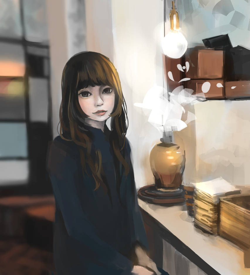 Photostudy 20190519 by WindHydra