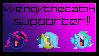 Wendythecat14 Supporter by BOBBOBISON