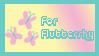 For Fluttershy Stamp by BOBBOBISON