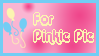 For Pinkie Pie Stamp by BOBBOBISON