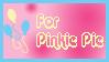 For Pinkie Pie Stamp by BOBBOBISON