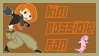 Kim Possible fan stamp 2 by BOBBOBISON