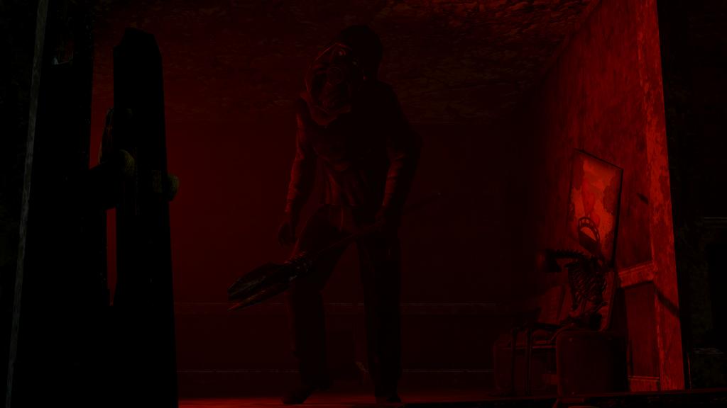 Ghost by Steampunksoldier12