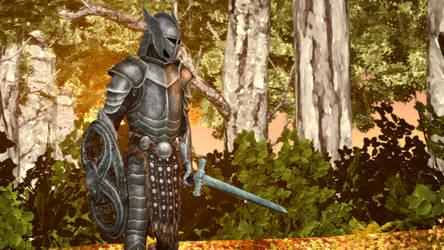 Steel Plated Warrior