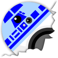 R2-Twitter background by gustawho