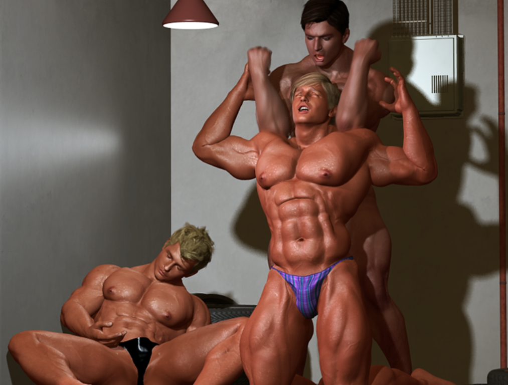 from Jakob gay men wrestling fantasy video