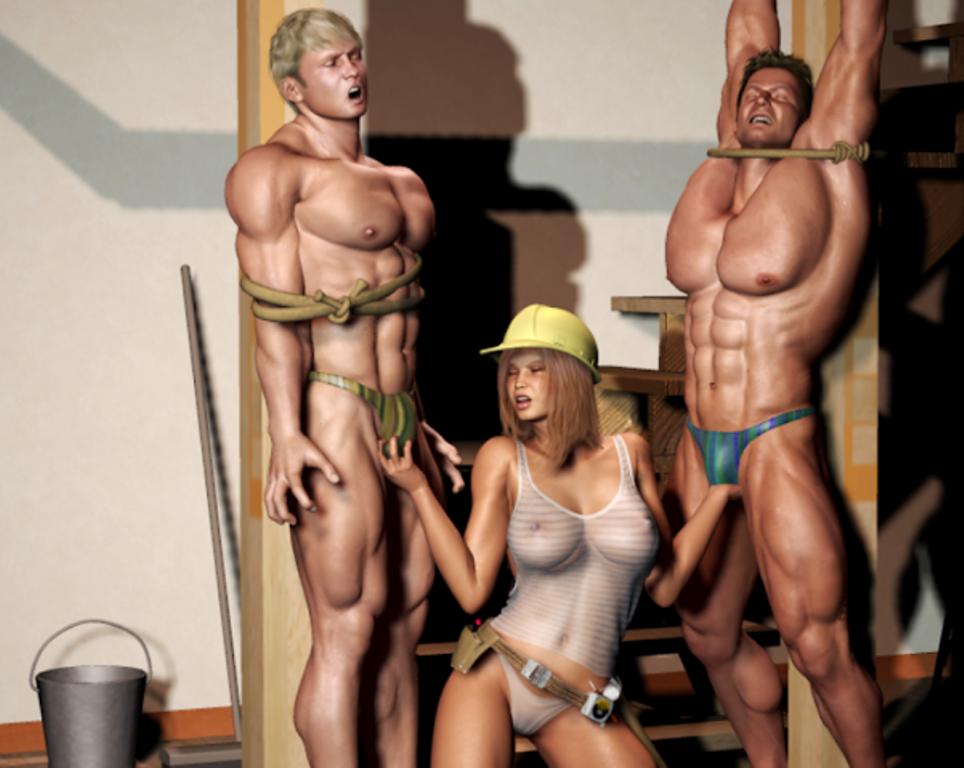 FemDom & Gay Art
